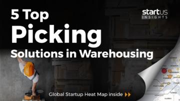 5 Top Picking System startups Impacting Warehousing